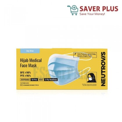 Neutrovis Medical Face Mask 3PLY / 4PLY